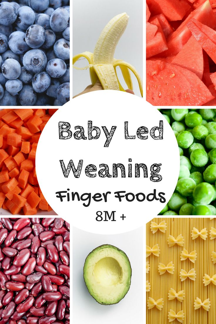 """Around 8 months of age baby will begin to develop his """"pincer grasp"""" and offering foods that are more difficult to pick up can help that along! Read about this and more Baby Led Weaning info at familystylenutrition.com"""