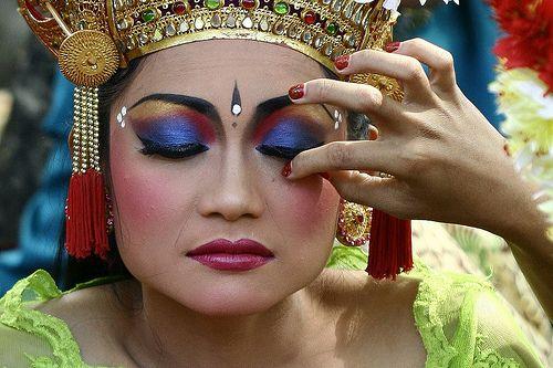 Balinese Dance & Make Up Art