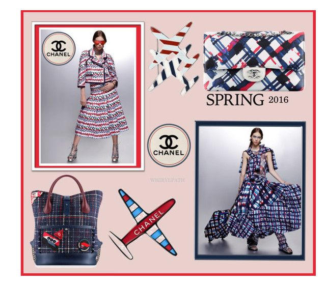 Chanel Spring 2016! by whirlypath on Polyvore featuring Chanel