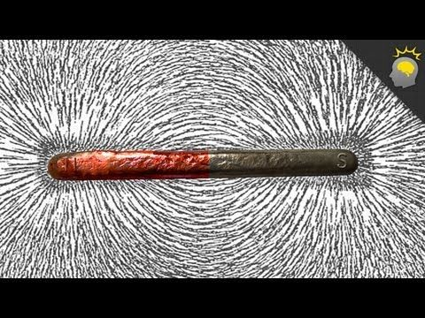 The Science Behind Magnets: How do they Work? - Stuff to Blow Your Kids' Mind - YouTube