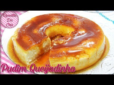 Pudim Queijadinha!! - YouTube