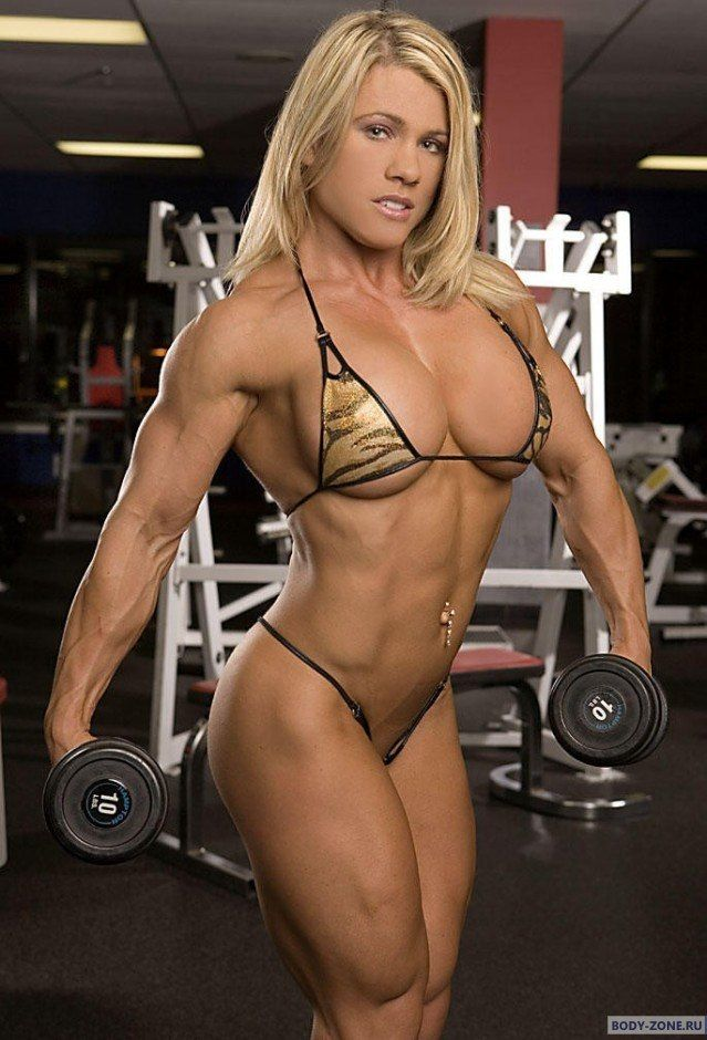Do you find muscular women attractive?