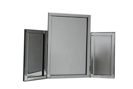 Triple #Mirror (available in a choice of 2 Finishes)