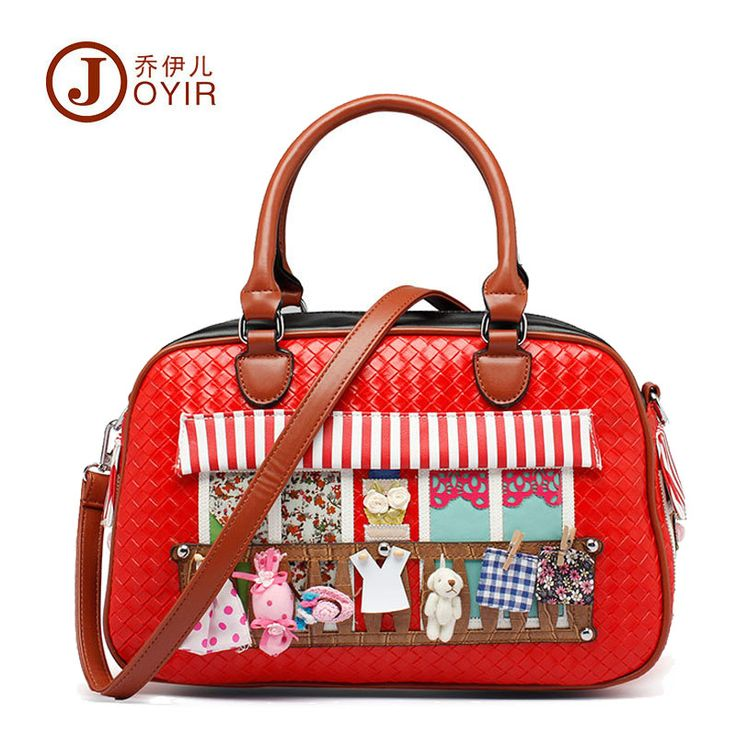 JOYIR Famous Brand Braccialini italian Leather Bags Women Crossbody Bag  Clutch Big Handbag Tote sac a 91a8e23d53
