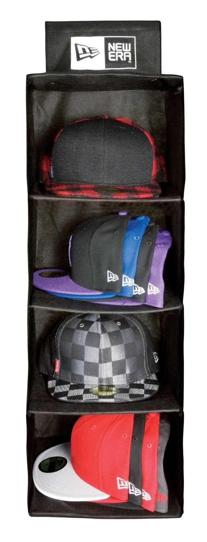 Coat and Hat Racks 22656: 20 Cap Storage System Baseball Hat Holder Rack Wall Hooks Organizer Caprack New -> BUY IT NOW ONLY: $32.99 on eBay!