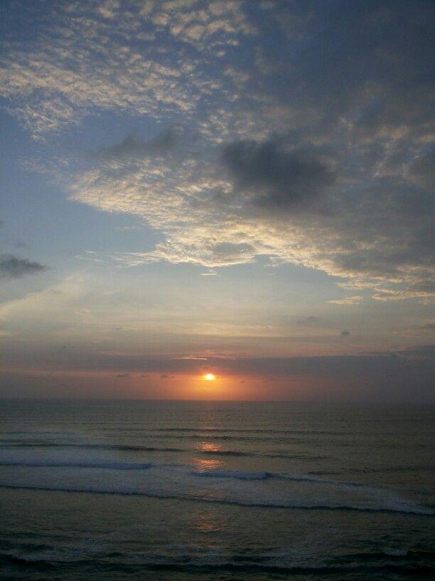 Sunset in Uluwatu, Bali