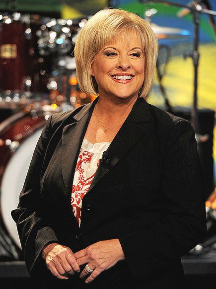 Nancy Grace!!!!NOT popular...but,I LOVE THIS LADY!!!!!i watch her every night of my life...radness!