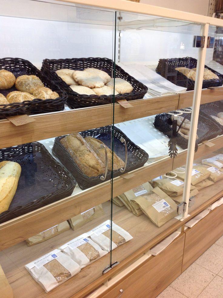 Tuoretta leipää joka päivä!