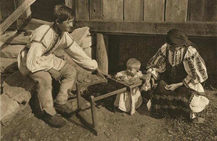Familie romaneasca