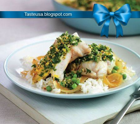 1000 ideas about monkfish recipe on pinterest mussels for Triple tail fish recipes