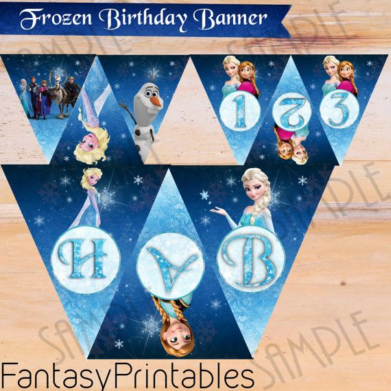 25+ Best Ideas About Frozen Banner On Pinterest