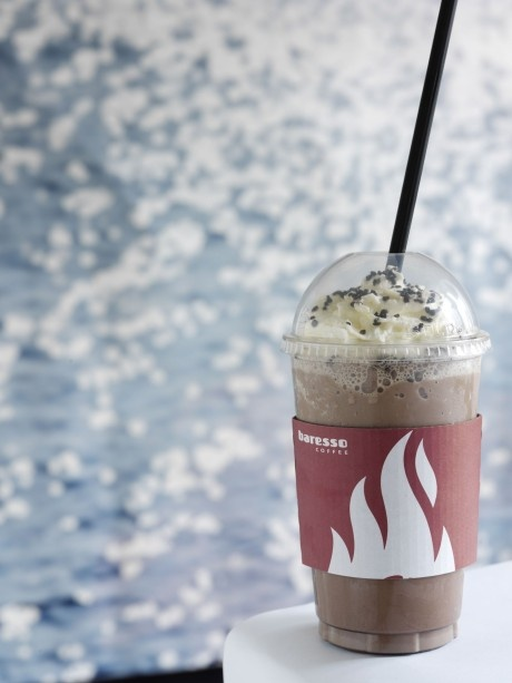 The original Iceblend by Baresso Coffee