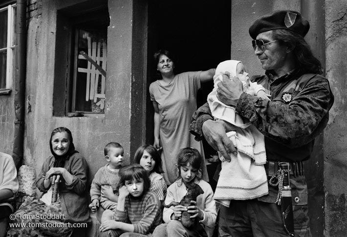Siege of Sarajevo --- Tom Stoddart Photography