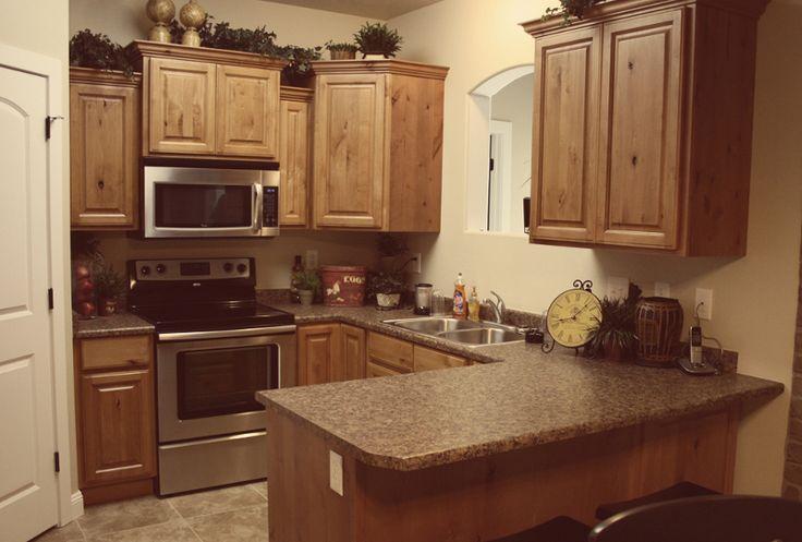 granite+color+for+knotty+alder+cabinets   RTA Kitchen and ...
