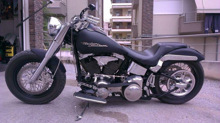 harley davidson custom made in Greece 5