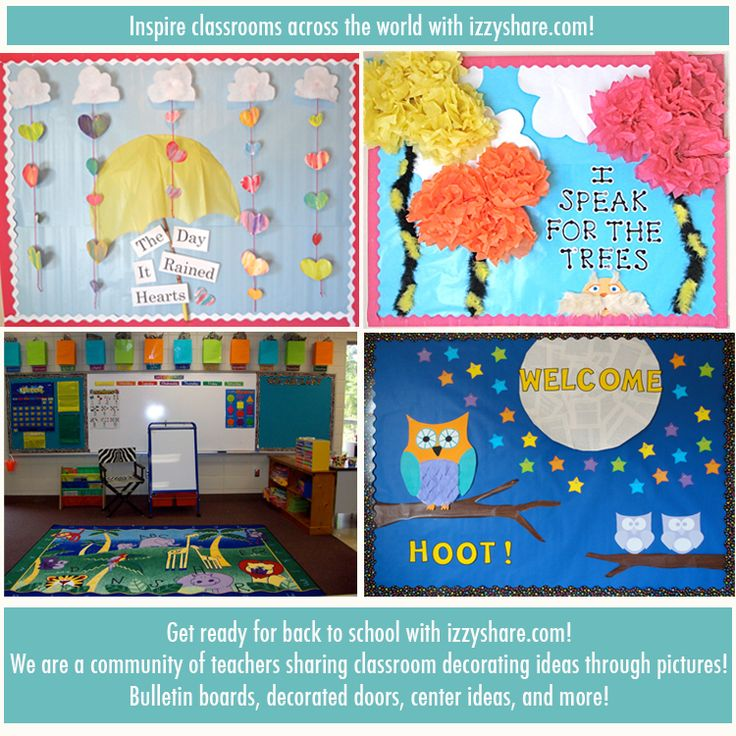 Classroom Bulletin Design ~ Need some design inspiration for your classroom