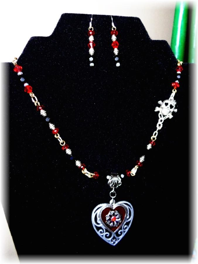 LOVE IMMORTAL - Jewelry creation by Angel On A Harley Gifts and Graphics