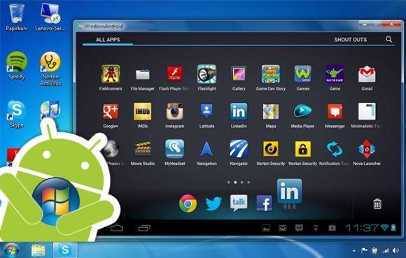 Cum să rulezi aplicatii Android pe PC