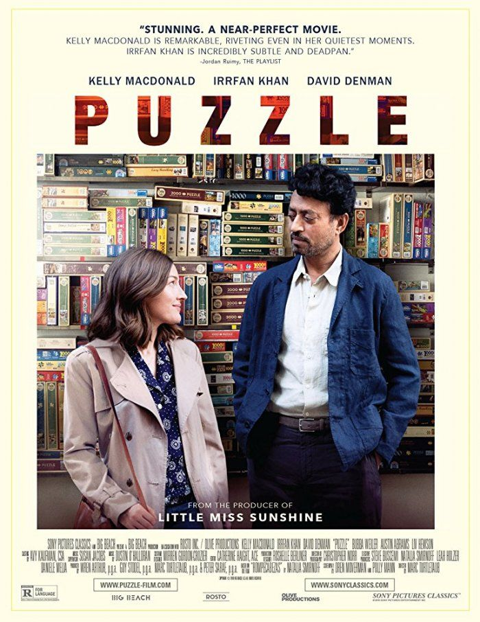 Puzzle 2018 Filmi Hd Izle Puzzle Puzzle2018 Hdeniyifilmlernet