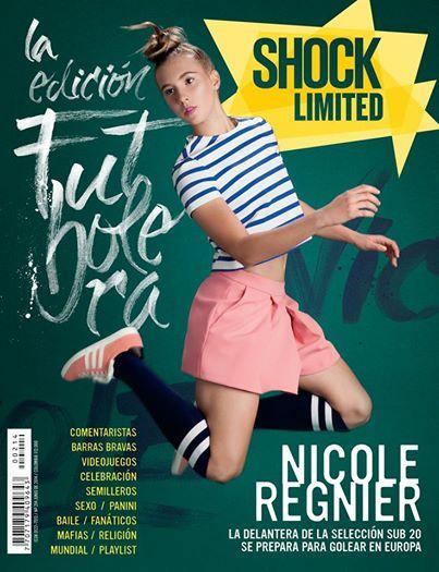 Revista Shock Magazine www.shock.com.co (Nicole Regnier)
