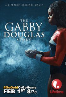 TV Movie on Lifetime ~ A prodigy from a very young age, Gabby Douglas originally made her mark on the world of competitive gymnastics at age eight. She won numerous state championship titles in her age group throughout her early competitive career. While her star was fast rising in the arena, Gabby and her family faced economic challenges at home and she made the difficult decision to leave her mother Natalie, three siblings and grandmother in Virginia Beach and move to Des Moines, Iowa, to…