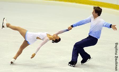 Ben Koenderink, Figure Skater