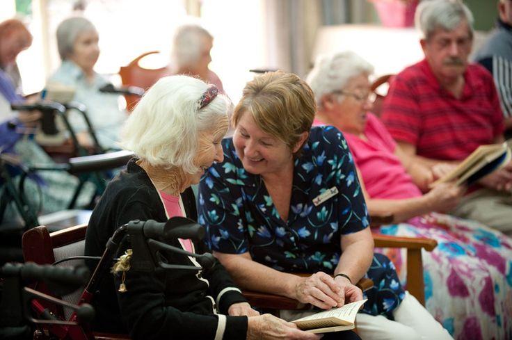 Take a Tour - Aged care Finley