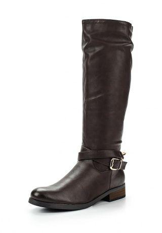 Сапоги Fashion Women, цвет: коричневый. Артикул: FA026AWFYS58