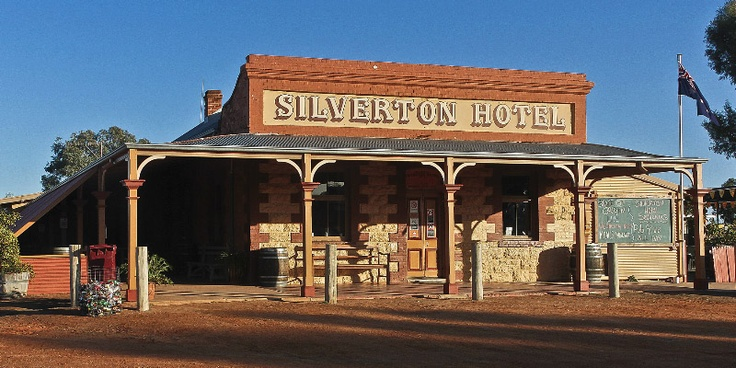 Journey to Outback Australia:  Discovering Silverton