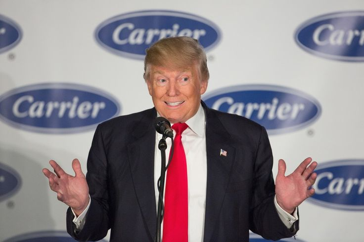 Last December, President-elect Donald Trump held a much-hyped press conference at the Carrier Corporation in Indiana, announcing he'd saved the plant and thousands of manufacturing jobs. Carrier last year announced plans to move all of its...