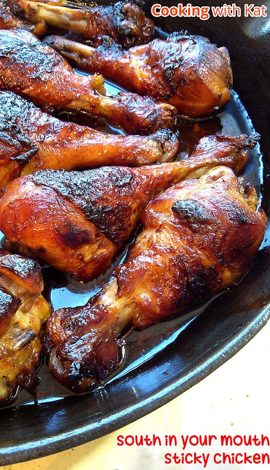 Simple Recipes | BBQ Chicken Drumsticks