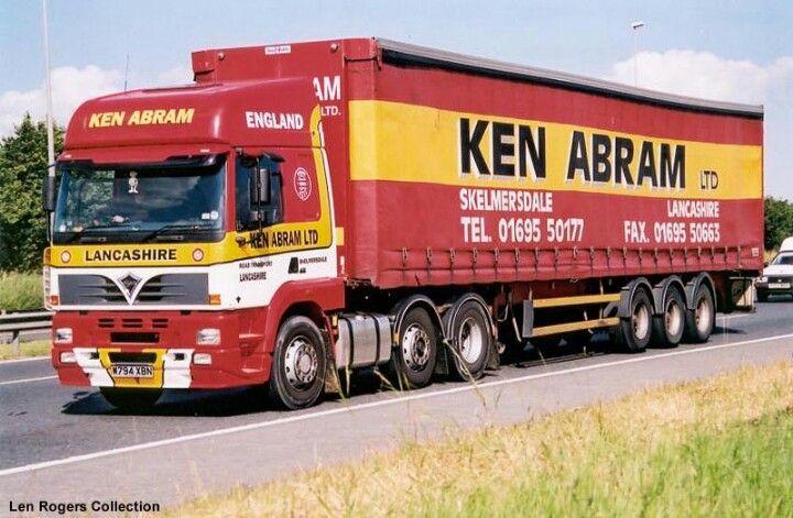 2000 FODEN ALPHA - Ken Abram