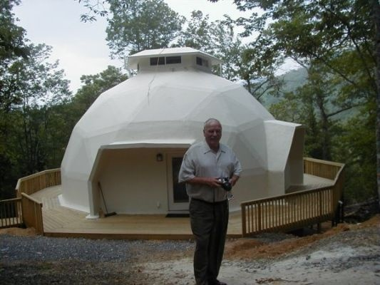 Dome Home Check Out The Website Has Lots Pictures Of Homes