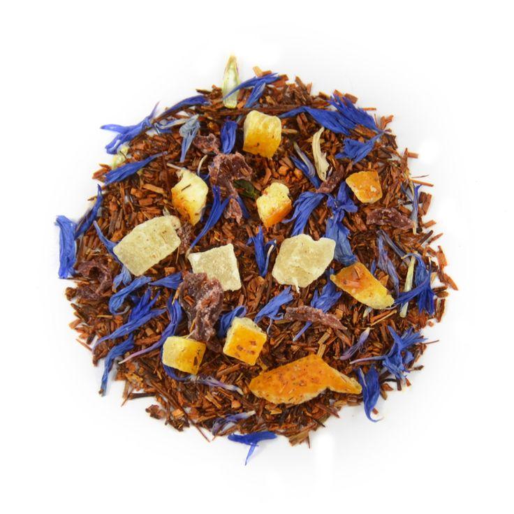 San Marino - de fruitige rijpe smaak van ananas en sinaasappel afgerond met de frisse zuren van hibiscus.