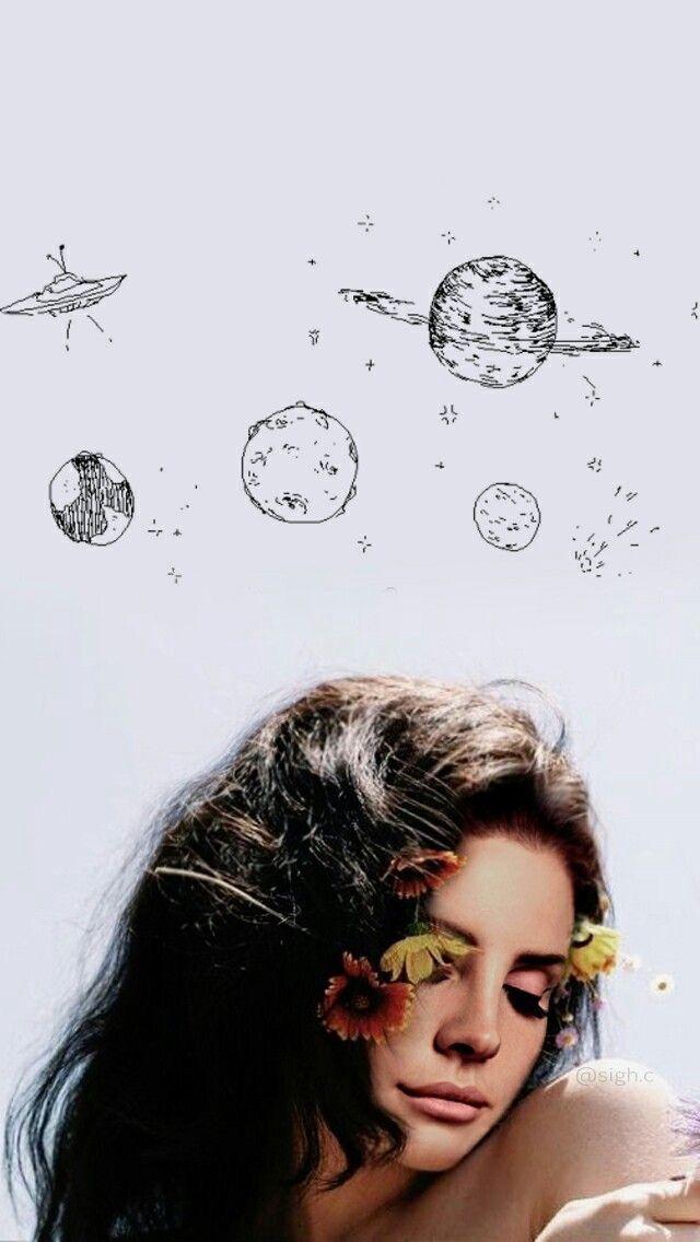 Where Stories Live Cantores Lana Del Rey Imagem De Fundo Para Iphone