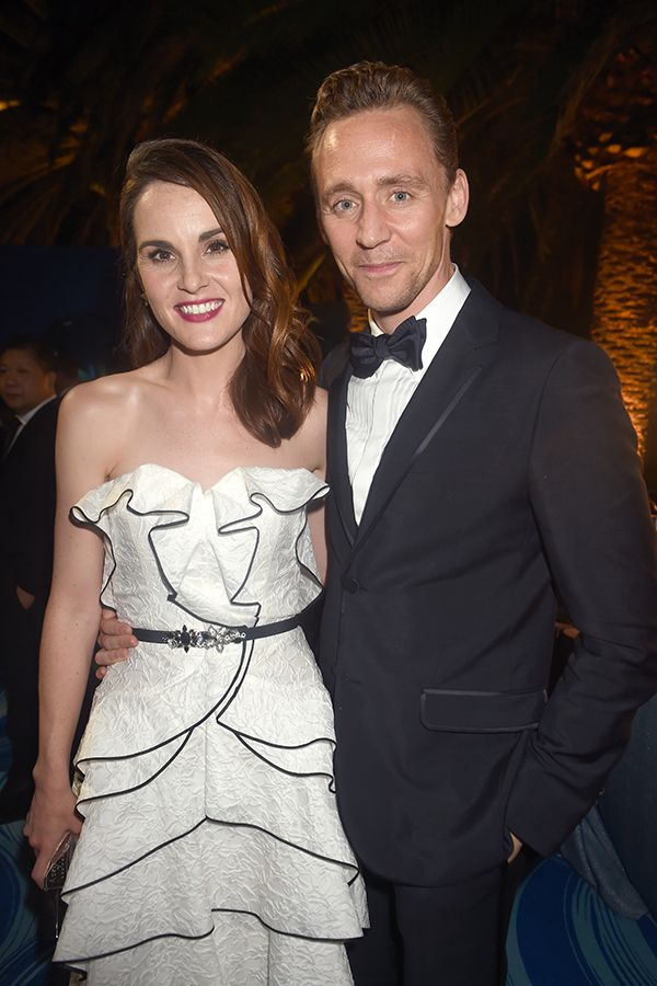 Tom Hiddleston and Michelle Dockery attend HBO's Official 2016 Emmy After Party at The Plaza at the Pacific Design Center on September 18, 2016 in Los Angeles, California. Source: Torrilla. Click here for full resolution: http://ww4.sinaimg.cn/large/6e14d388gw1f7z8rbaq1bj22cl3j34qw.jpg