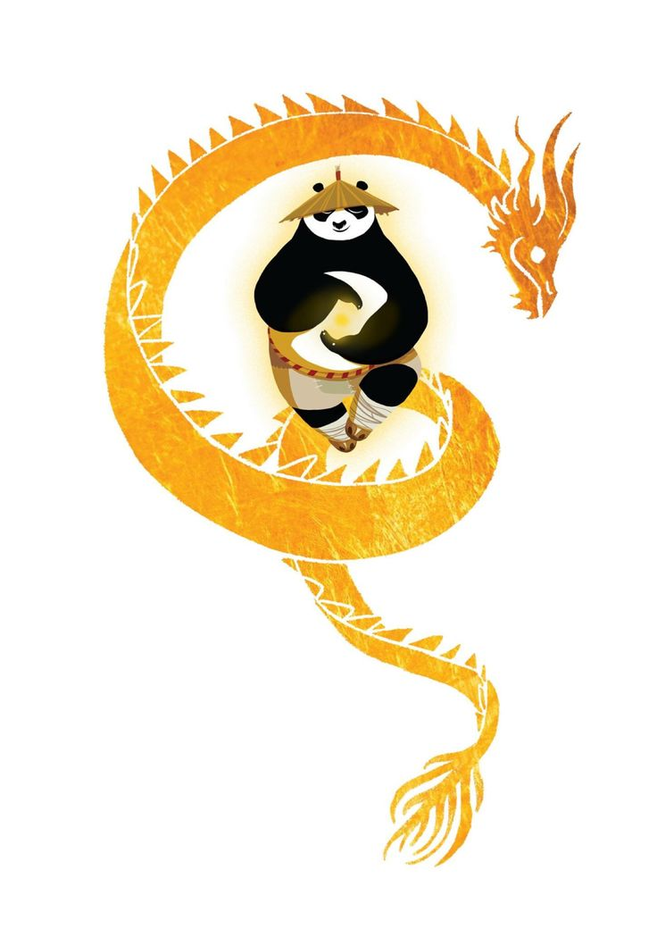 Po the Dragon Warrior