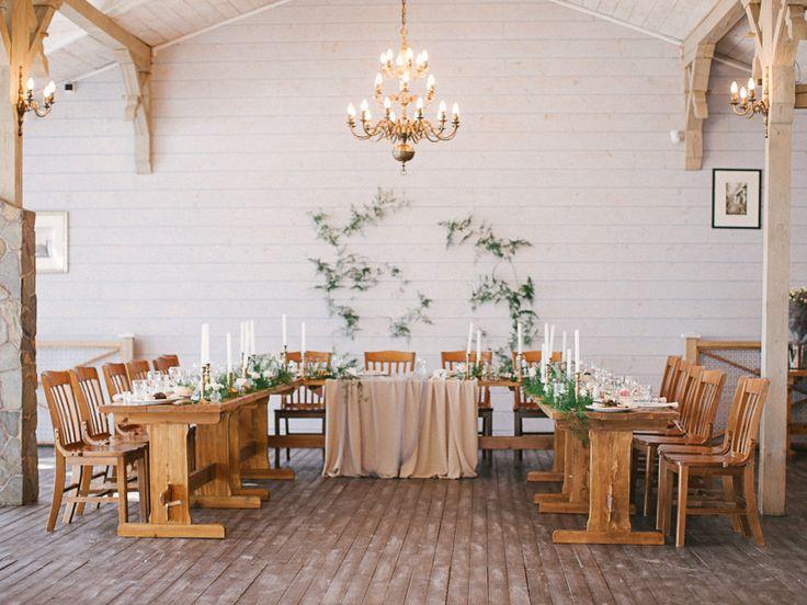 Оформление свадьбы на природе — Wedkitchen