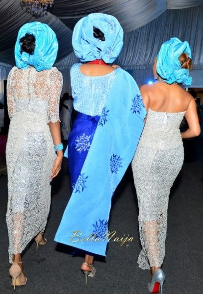 Tolu & Bode | Lagos Nigerian Yoruba Wedding | BellaNaija | Photonimi | 055