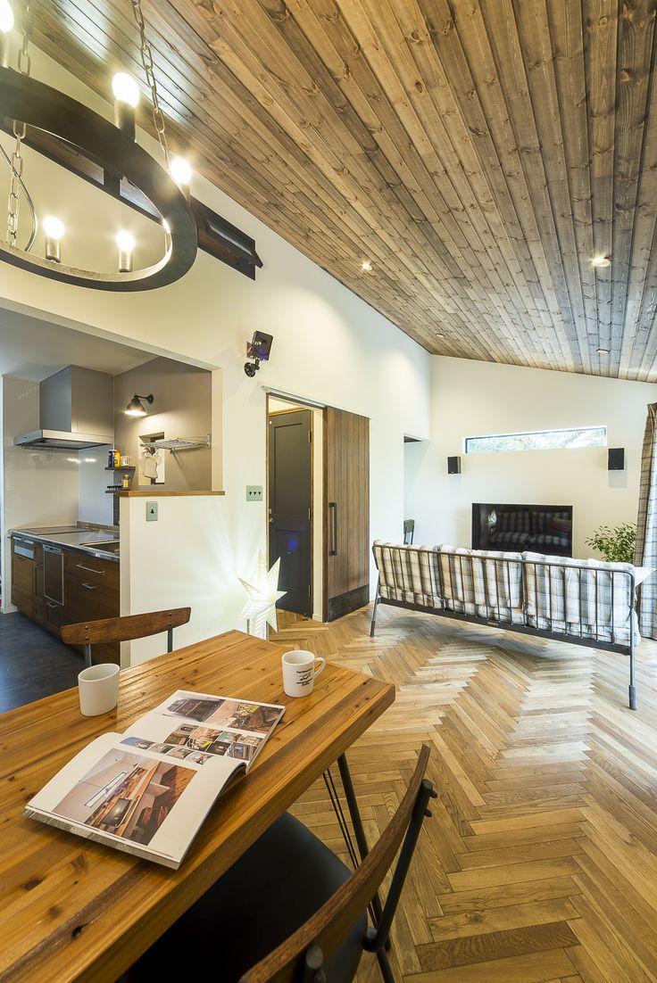 industrial minimal house / LDK