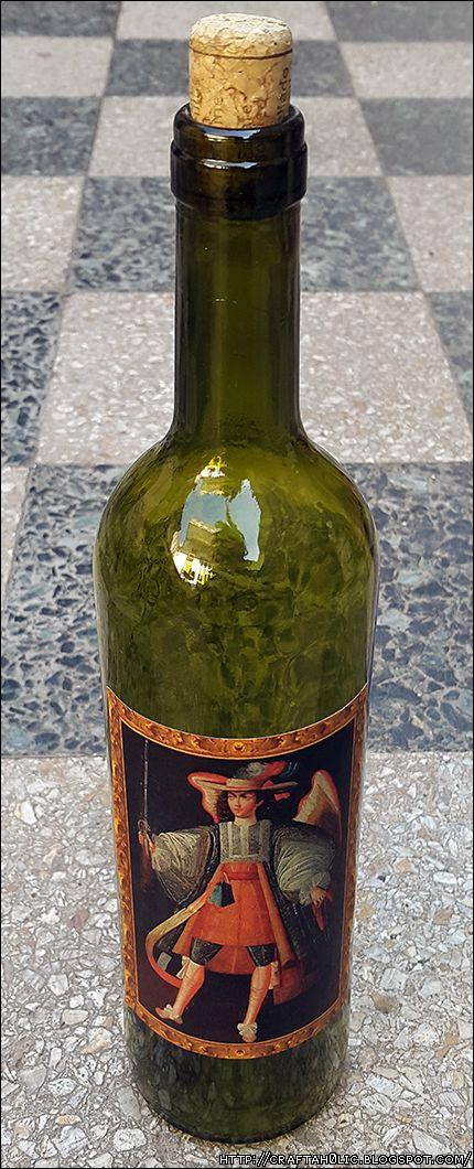 Sirrus' Wine Bottle