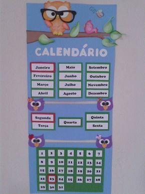 Painel sala de aula em eva tema corujinha Pode ser feito em qualquer tema.
