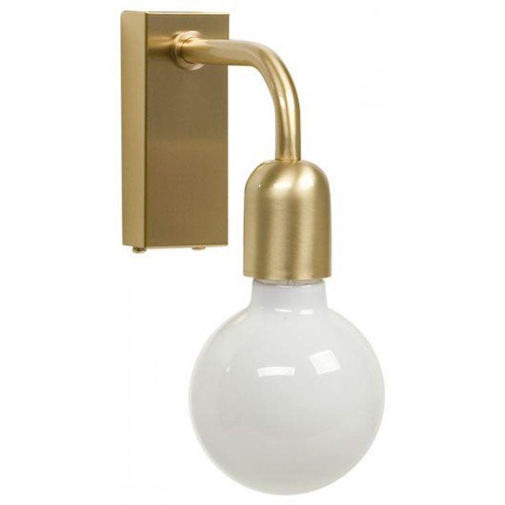 Regal Singel Vegglampe