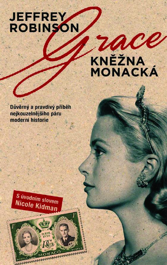Důvěrný a pravdivý příběh nejkouzelnějšího páru moderní historie.  Filmová verze s NICOLE KIDMAN v hlavní roli!