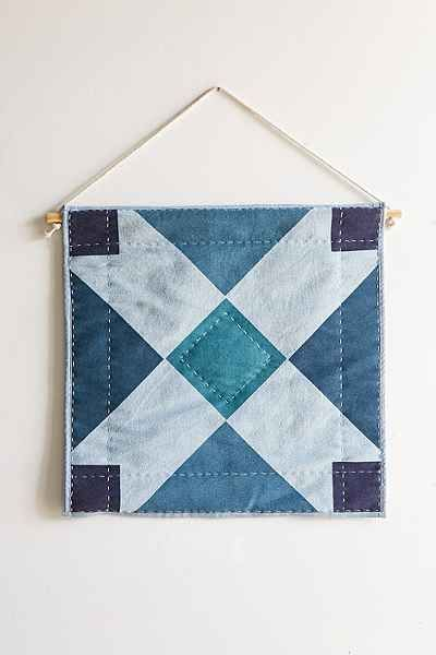 4040 Locust Ambrose Quilted Wall Hanging