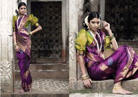 Aaina - Bridal Beauty and Style: The Bride's Lookbook: Inspiration for the South Indian Bride via Wedding Vows Magazine