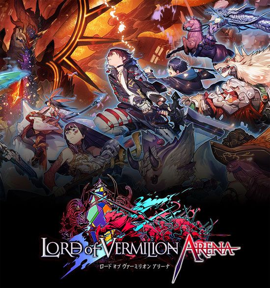 Games for Gamers – News and Download of Free and Indie Videogames and more ! – www.g4g.it » Lord of Vermilion Arena