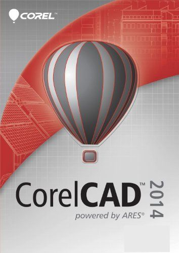 CorelCAD 2014 for Mac.