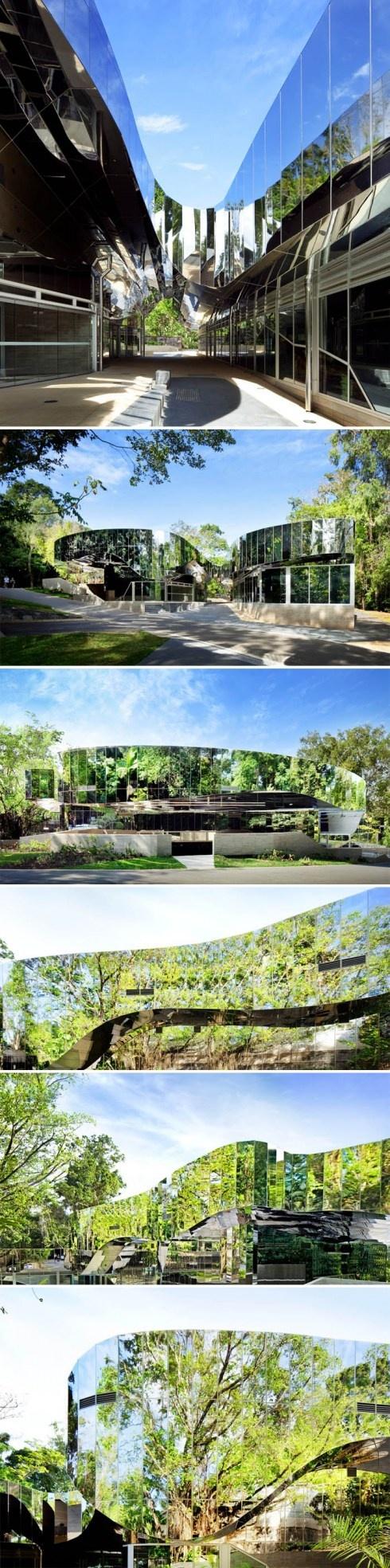 Cairns Botanic Gardens Visitors Centre