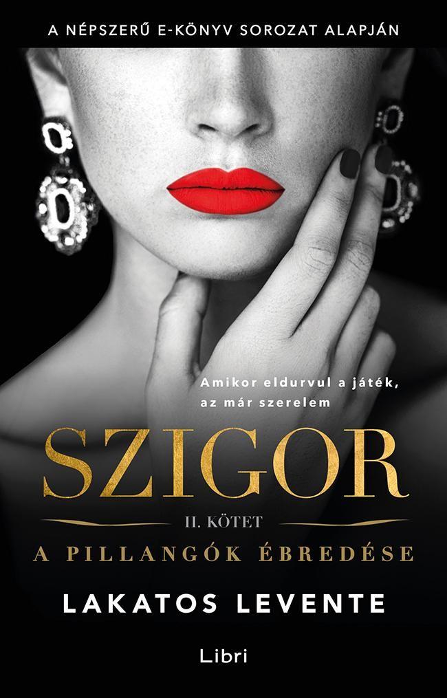 Edi 'S Reading - Books Make You Happy: Borító leleplezés : Lakatos Levente - Szigor II. -...